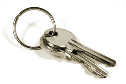 real estate services - keys